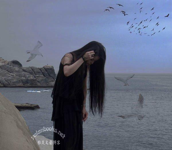 Gothic Art Dark Fantasy Romanticism  Photography 哥特艺术 魔幻 摄影 浪漫主义 Yalan雅岚 黑摄会